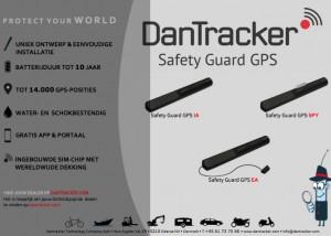 GPS-volgsysteem Dan Tracker